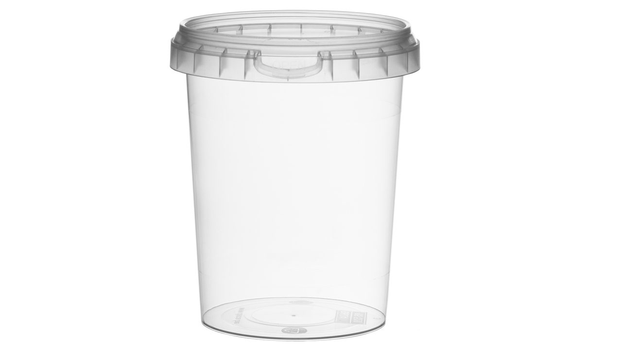 188206 DECA-Becher transparent 520 ml 188206 Gobelet DECA transparent 520 ml